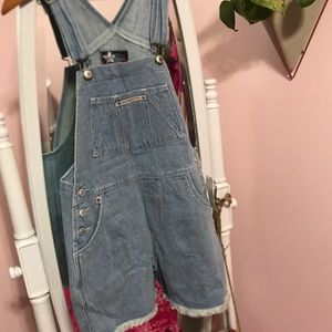 NWT OLD NAVY VINTAGE OVERALLS